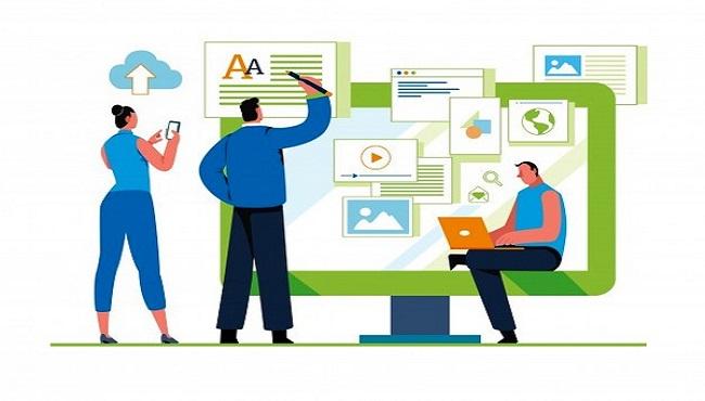 تولید محتوای محصول آموزشی